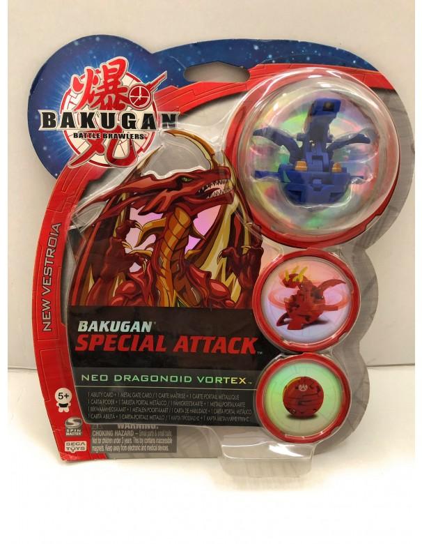 Bakugan - Collezzione Special Attack NEO DRAGONOID VORTEX