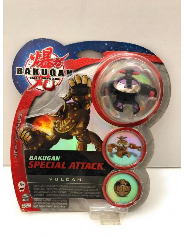 Bakugan - Collezzione Special Attack VULCAN