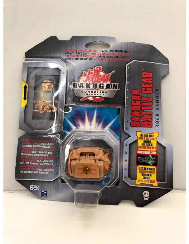 Bakugan Gundalian Invaders - Collezzione Trappole Gear ROCK HAMMER