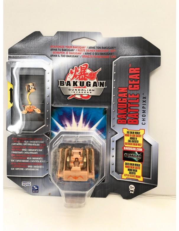 Bakugan Gundalian Invaders - Collezzione Trappole Gear CHOMPIXX