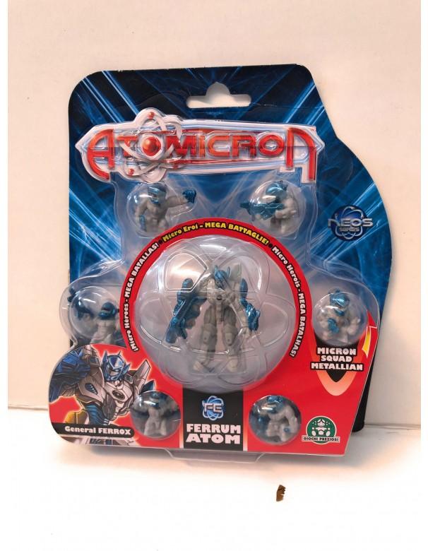 Atomicron FERRUM ATOM - GENERAL FERROX