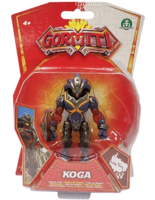Gormiti  8 cm  Koga, Giochi Preziosi GRA05000