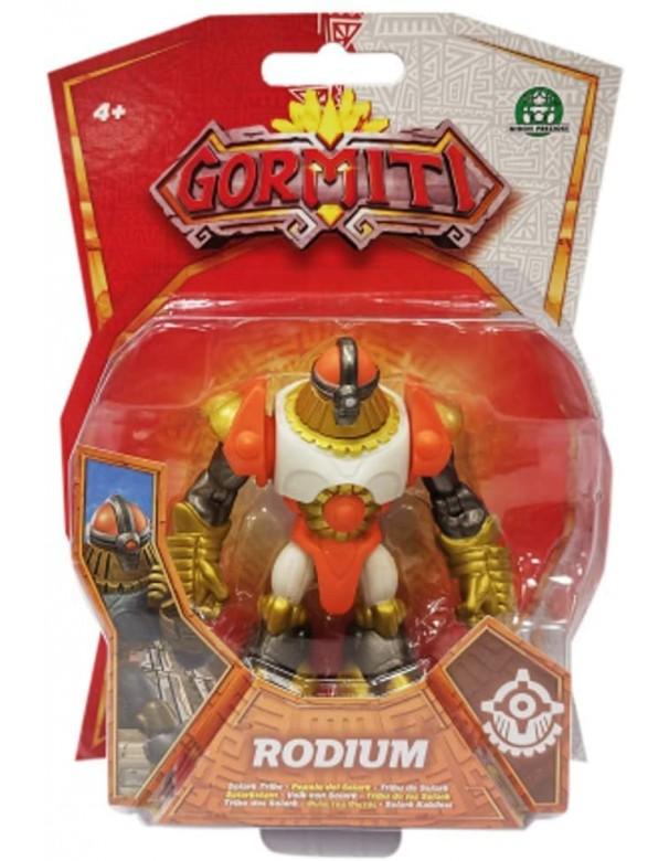 Gormiti  8 cm Rodium, Giochi Preziosi GRA06000