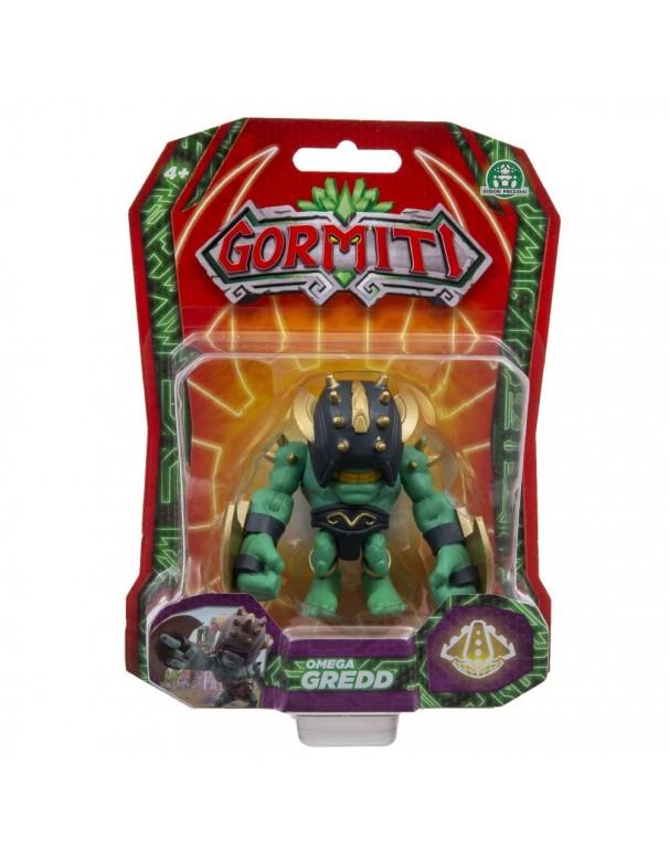 Gormiti, Personaggi 8 cm Omega Gredd di Giochi Preziosi GRE01000