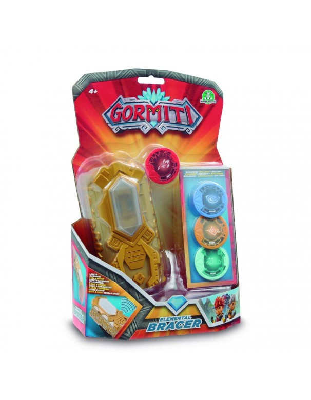 Gormiti Elemental Bracer di Giochi Preziosi GRM06000