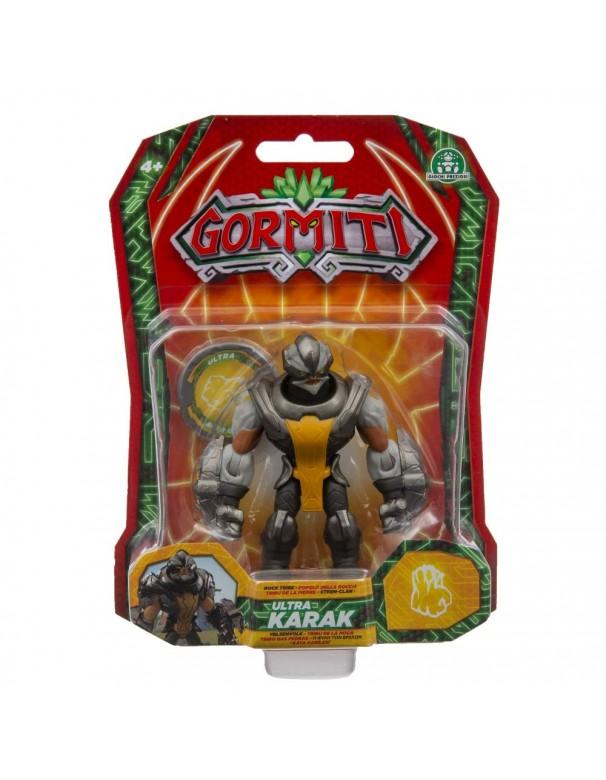 Gormiti, Personaggi 8 cm Ultra Karak di Giochi Preziosi GRE01000