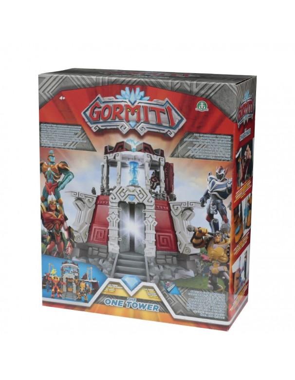 Gormiti Playset Torre degli Elementi di Giochi Preziosi GRM07000