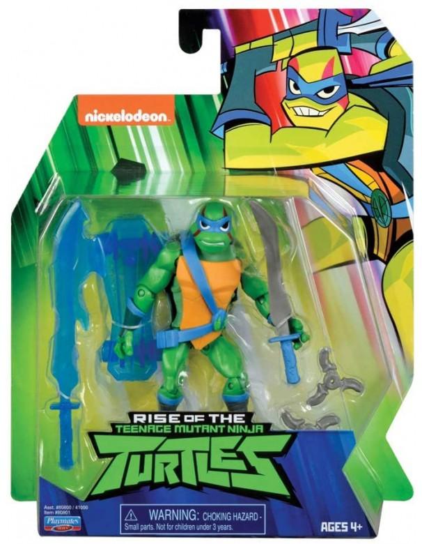 Teenage Mutant Ninja, Turtles Rise, Leonardo di Giochi Preziosi TUAB0A11