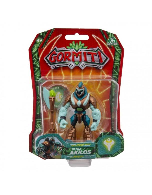 Gormiti, Personaggi 8 cm Ultra Akilos di Giochi Preziosi GRE01000