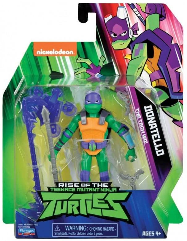 Teenage Mutant Ninja, Turtles Rise, Donatello The Tech Wiz di Giochi Preziosi TUAB0A11