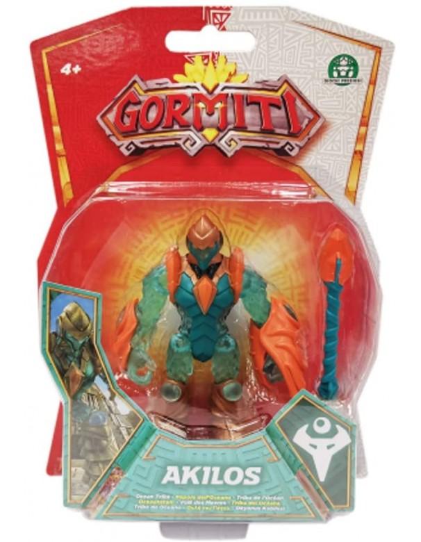 Gormiti  8 cm  Akilos, Giochi Preziosi GRA05000