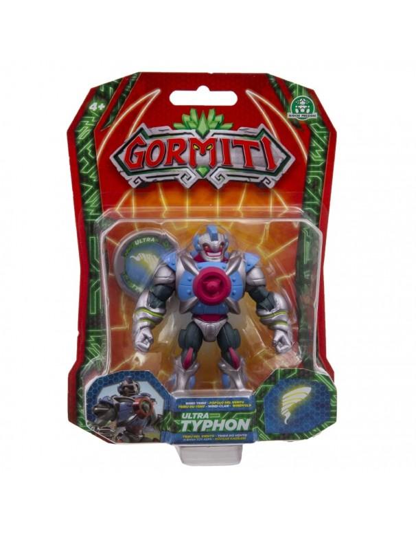 Gormiti, Personaggi 8 cm Ultra Typhon di Giochi Preziosi GRE01000