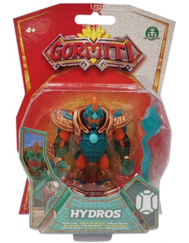 Gormiti  8 cm Hydros, Giochi Preziosi GRA06000