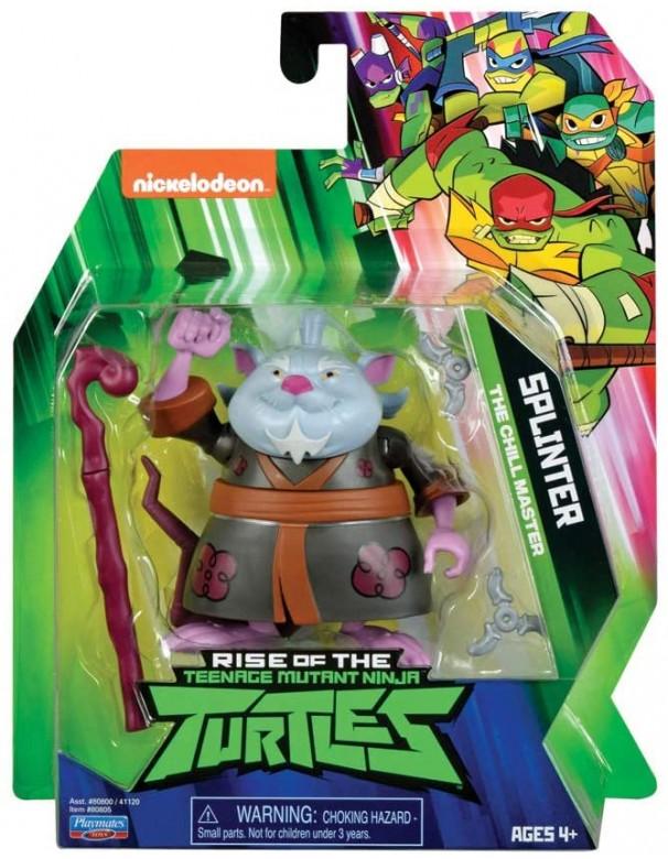 Teenage Mutant Ninja, Turtles Rise , Splinter di  Giochi Preziosi TUAB0A11