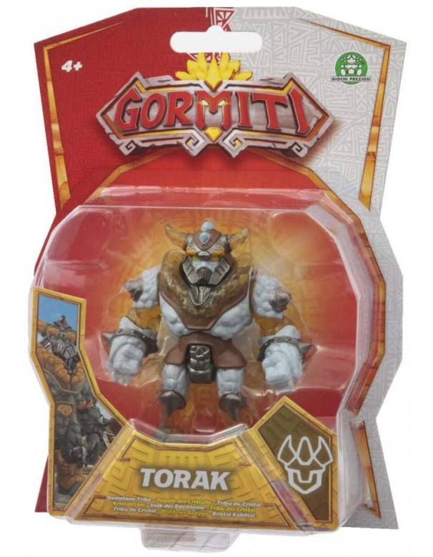 Gormiti  8 cm Alpha Torak, Giochi Preziosi GRA06000