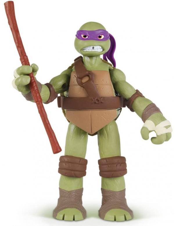Giochi Preziosi GPZ91160/2 Turtles Donatello Deluxe C/Suoni, 15cm