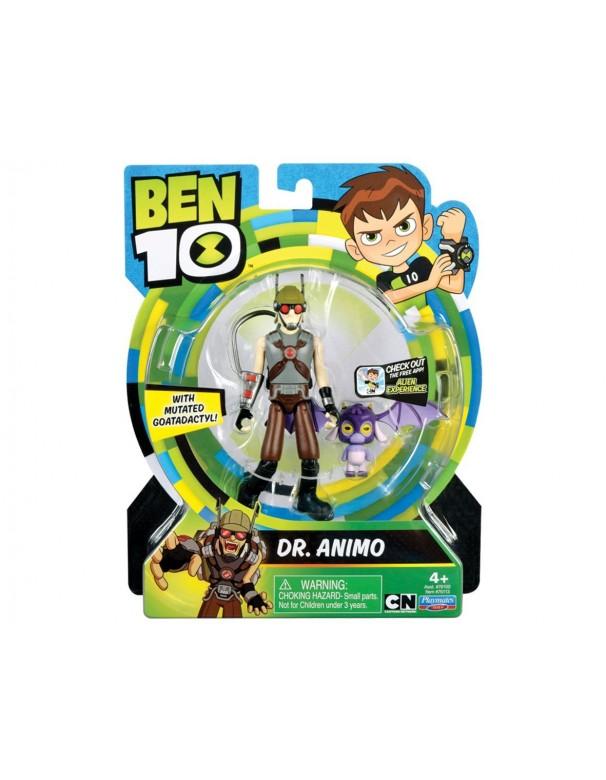 Ben 10 Personaggio, 12 cm, Dr. Animus di Giochi Preziosi