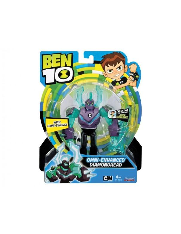 Ben 10 Action Figure – Omni enhanced Diamond Head ( Diamante)