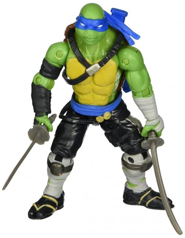 Teenage Mutant Ninja Turtles Movie 2 Leonardo Basic Figure