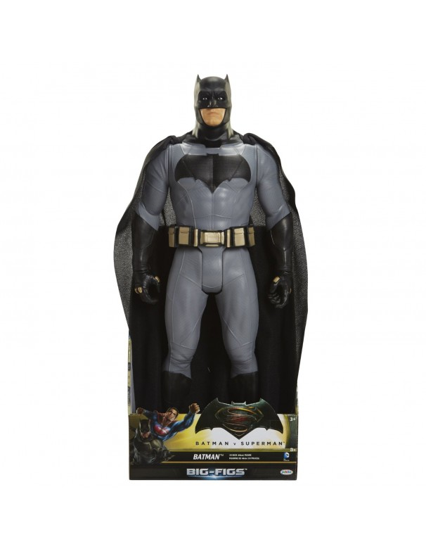 Batman V Superman Dawn Of Justice Figura di azione personaggio Batman, grande taglia, 51 cm
