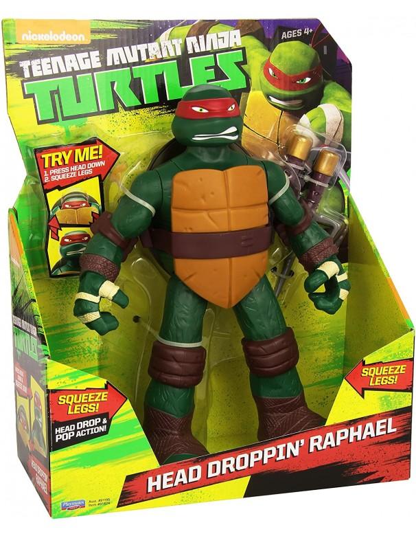 Teenage Mutant Ninja Turtles Raphael Head Dropping Turtles Figura 91195