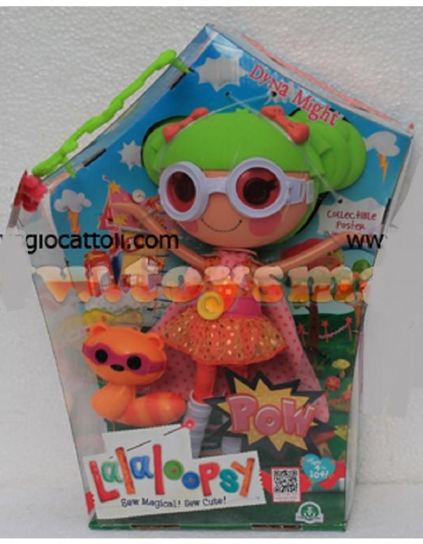 Lalaloopsy - modello spedito Lalaloopsy Rina Might  Doll by MGA  GPZ18436